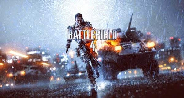 download game BATTLEFIELD 4