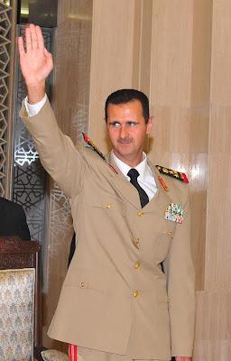 Ditador sírio nomeia novo ministro da Defesa