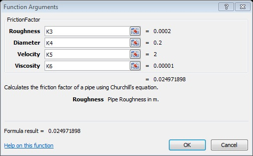 Add Description To A Custom VBA Function