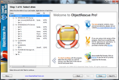 ObjectRescue Pro 6.8 Full Patch 2