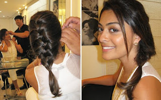 Fotos do cabelo de Juliana Paes Tran%25C3%25A7as Tranças   O Penteado do momento!