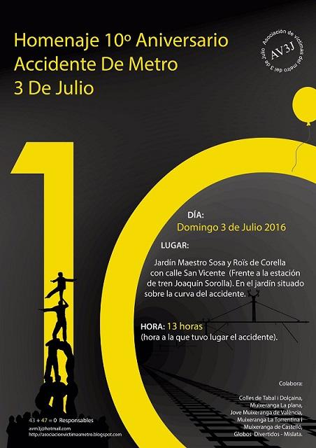 Actos 10º 3 julio 2016