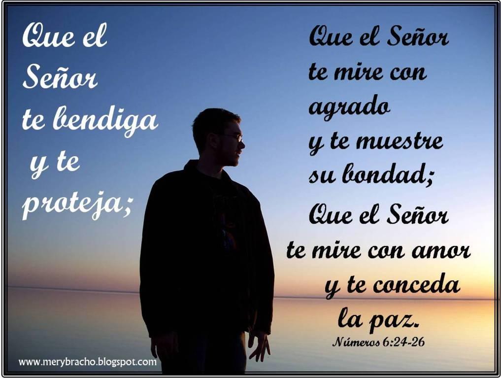 Postales cristianas Que el Señor te mire con amor