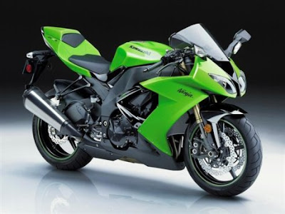 Most Wanted Bikes  Kawasaki Ninja
