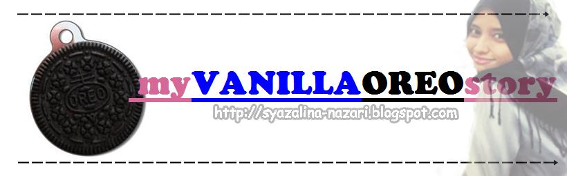 my VANILLA OREO story