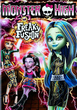 Monster High: Fusión monstruosa (2014)