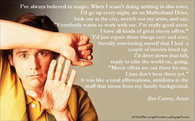 How to use affirmation powerfully: Jim Carey use affirmation to achieve success