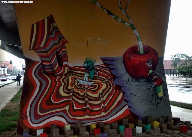 MAAU - Museu Aberto de Arte Urbana - São Paulo