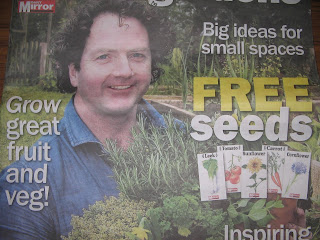 Daily Mail free seeds give-away