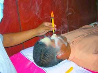 rawatan asap