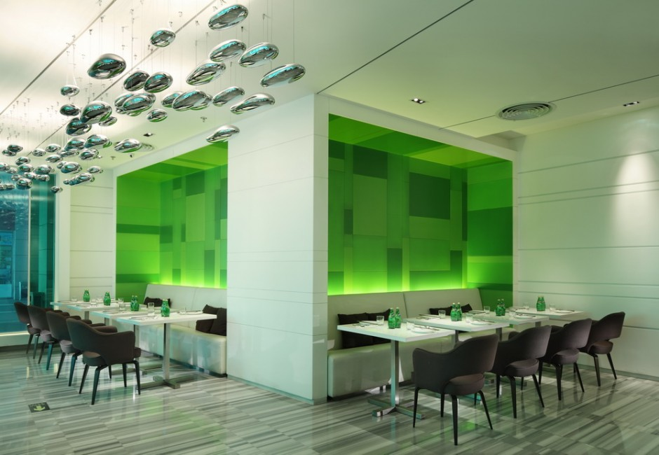 Best Restaurant Interior Design Ideas Modern Restaurant P S Beijing