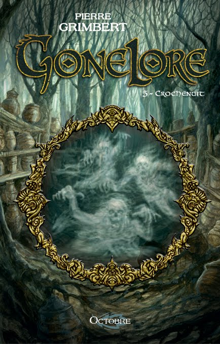 Gonelore tome 5 : Crochenuit