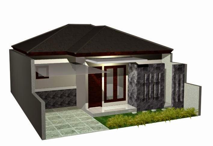 rumah minimalis sederhana 1