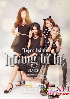 Tiệm Bánh Hoàng Tử Bé 2 - Tiem Banh Hoang Tu Be 2 HTV9