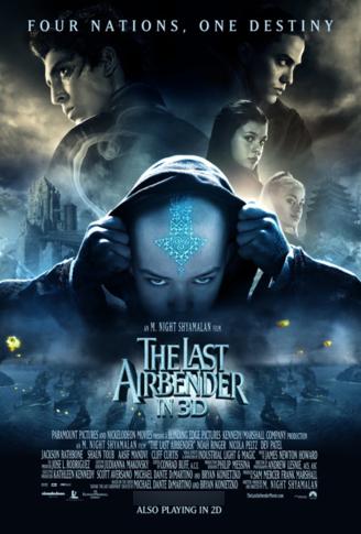 Tiết Khí Sư Cuối Cùng - The Last Airbender