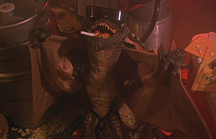 Scott S Stories Reviews Amp Blog Gremlins 1984