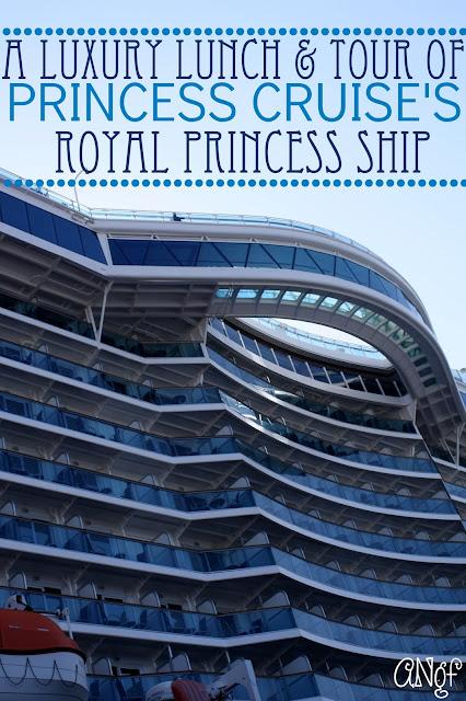 Royal Princess Tour and Lunch with Princess Cruises | Anyonita-nibbles.co.uk