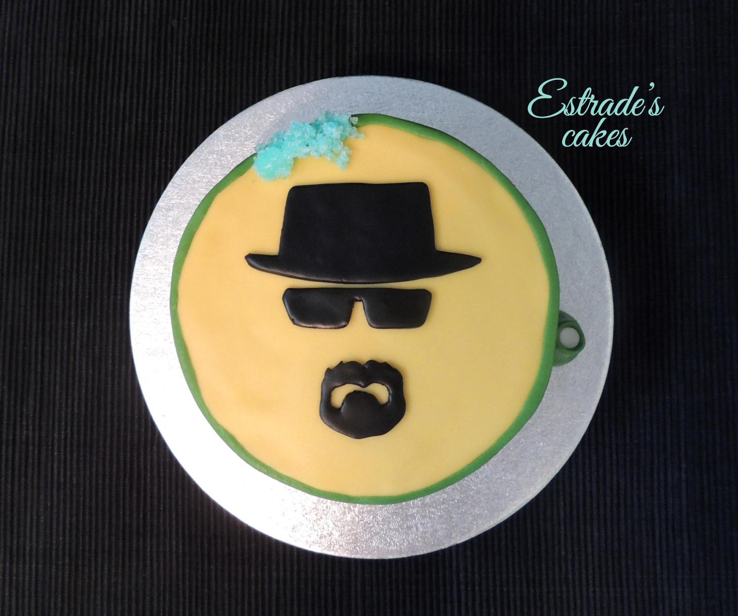 tarta Breaking Bad 2