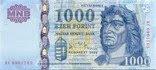 Hungary banknotes