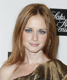 Alexis Bledel Hairstyle