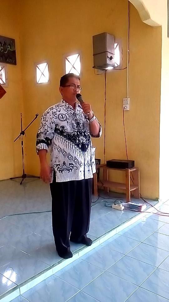 Meriahnya Sosialisasi Penerimaan Peserta Didik Baru di SMP N 3 Tambusai Utara