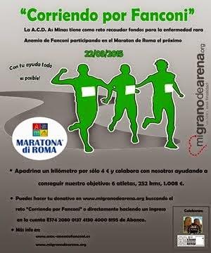 Corriendo por Fanconi