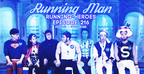 Running Man Episode 216