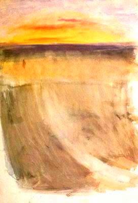 Principi del color, sortida del sol de les aigües (Joseph Mallord William Turner)