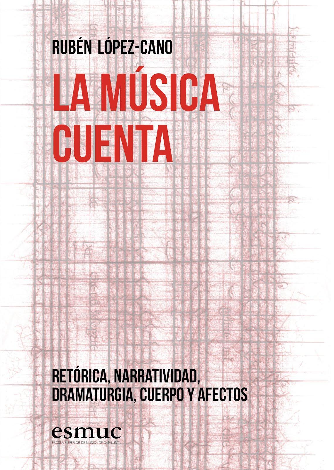 La música cuenta. Rubén López-Cano