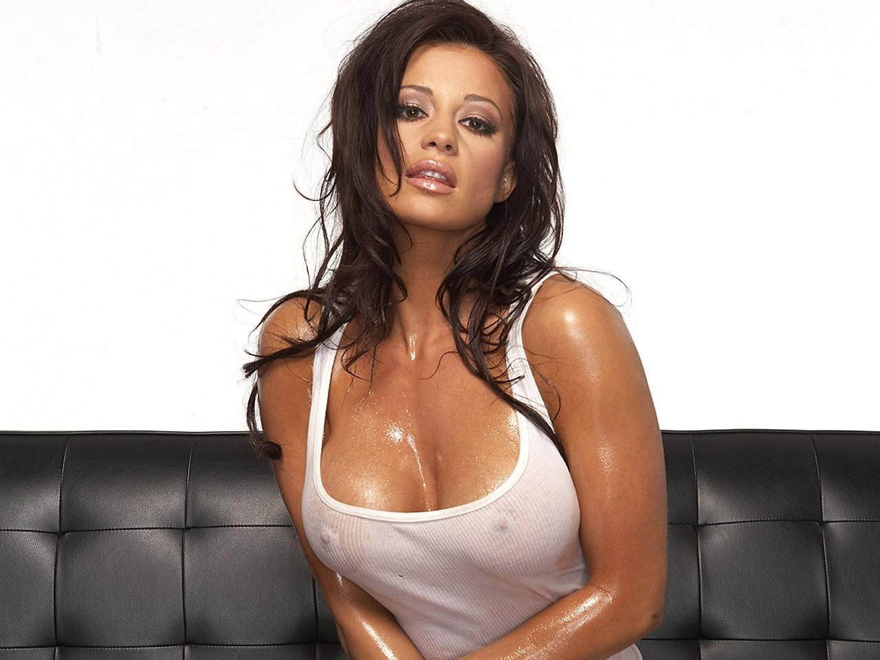 Wet candice michelle