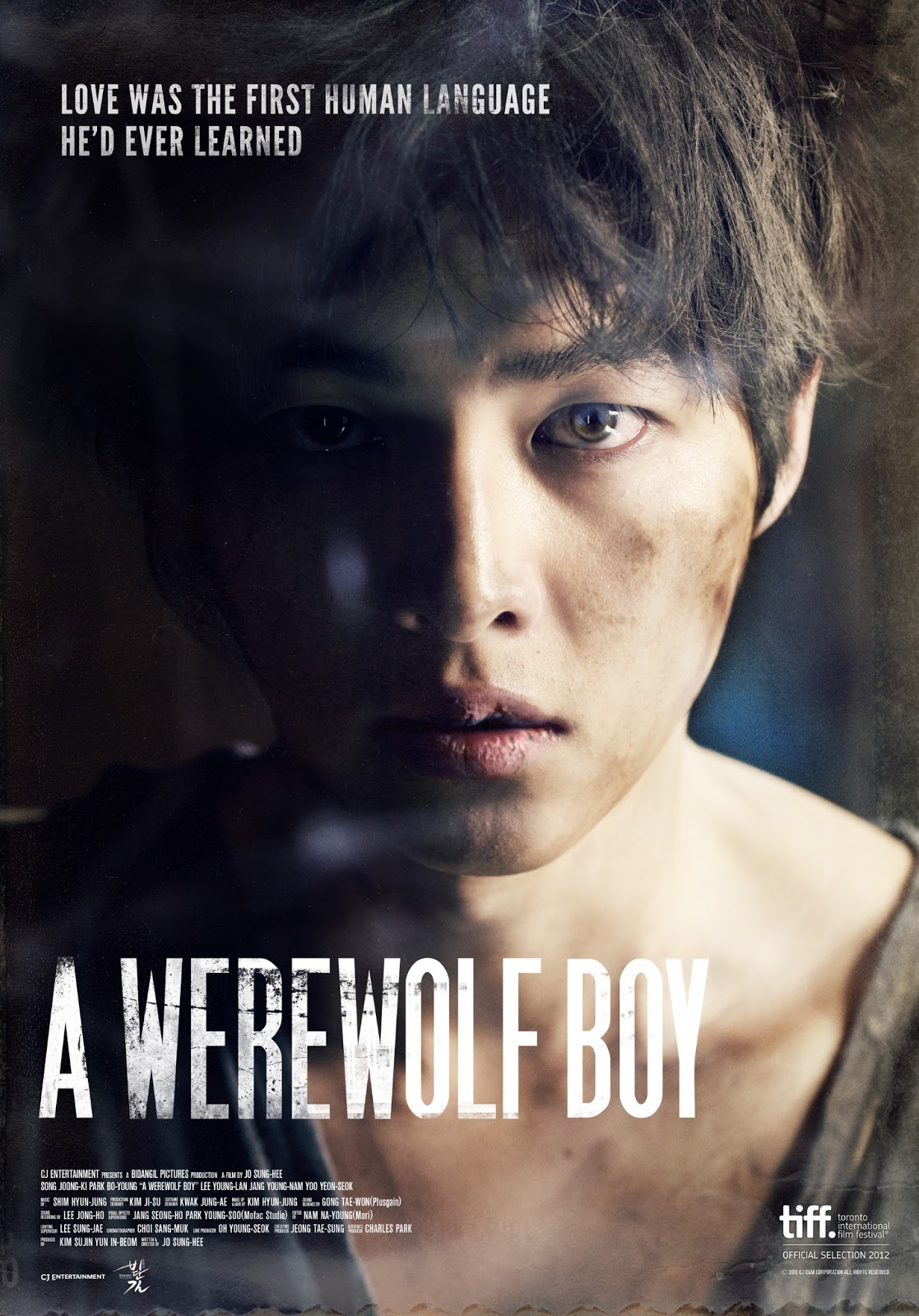 A Werewolf Boy Legendado