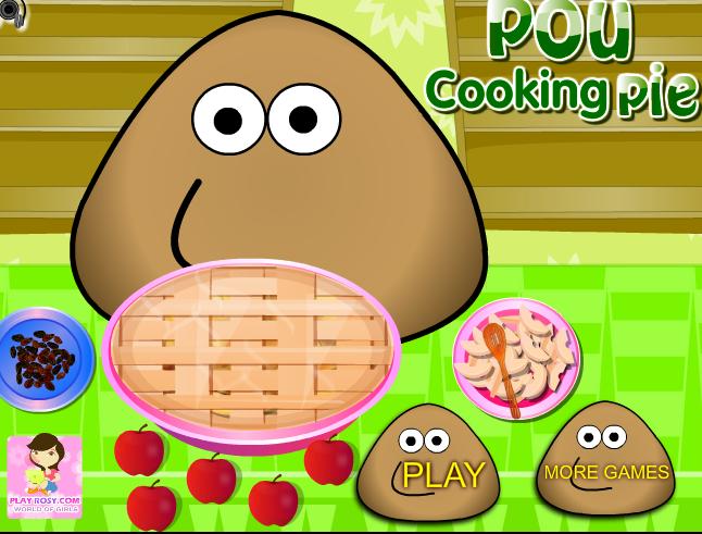 Juego de cocinar con Pou