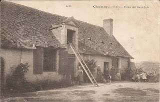 Ferme de l'Haut Bois - Cheverny