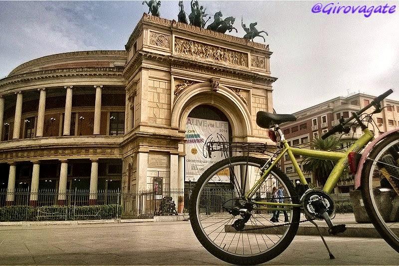 visitare palermo bici sicilying