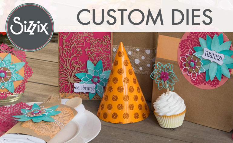 Sizzix - For all your Die Cutting needs