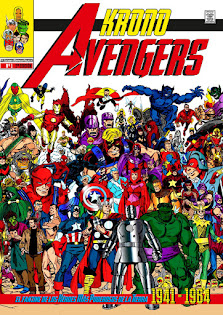 Krono Avengers 2ª Edición