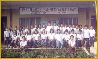 CES Grade 6 Graduating Pupils