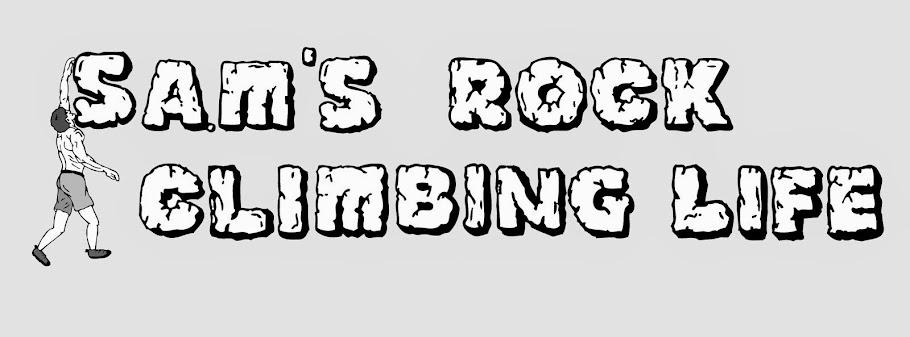 Sam's Rock Climbing Life