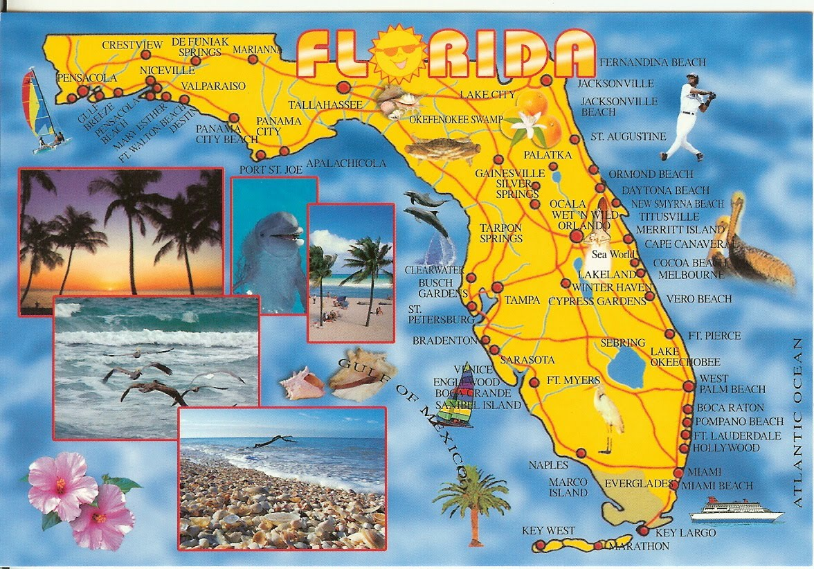 map card from florida