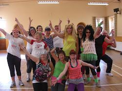 Comic Relief 2013 Zumba St. Bridget's