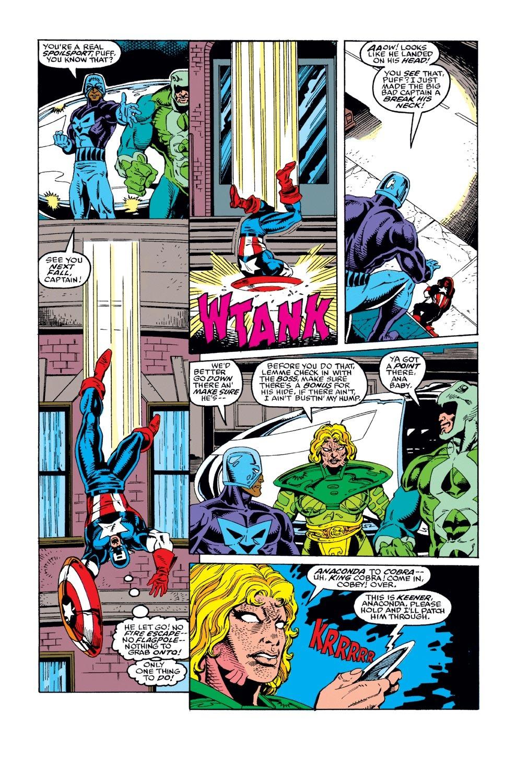 Captain America (1968) Issue #382 #315 - English 3