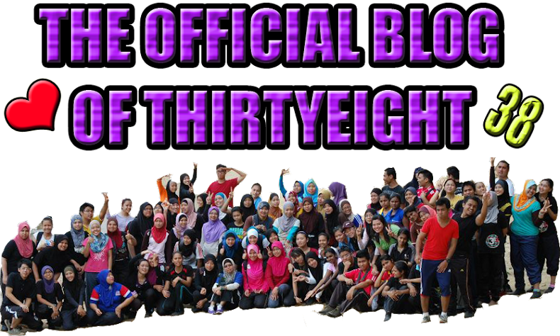 The Official Blog of Thirtyeight™