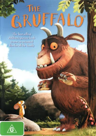 Poster Of The Gruffalo 2009 In Hindi Bluray 720P Free Download