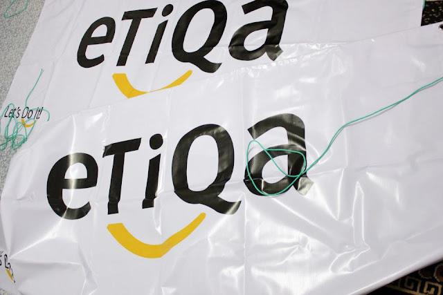 Banner Bunting design murah