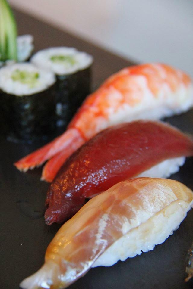 Sushi - Nutritivne vrednosti