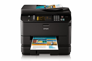 Download Epson WorkForce Pro WP-4540 Printers Driver & instructions install