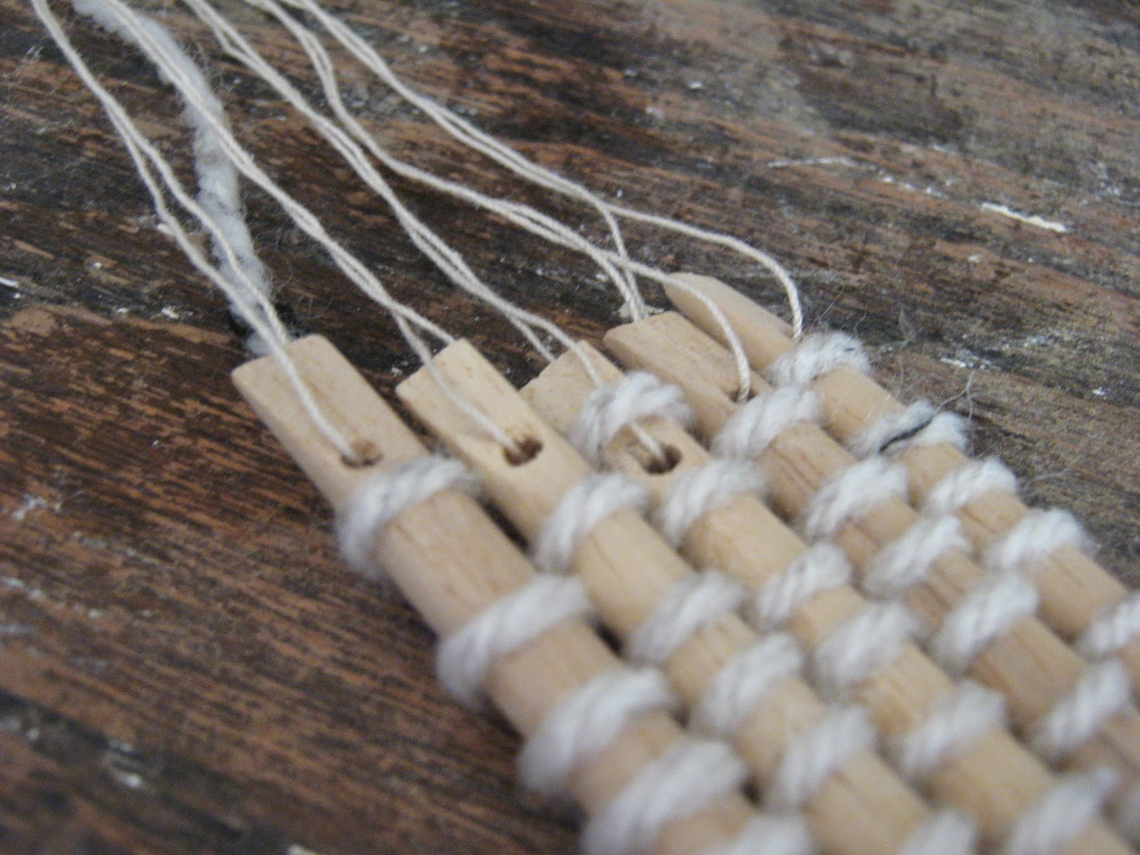 Weaving Sticks