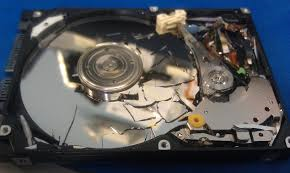 Broken Hard Drive - Source: http://oversight.house.gov/release/15076/
