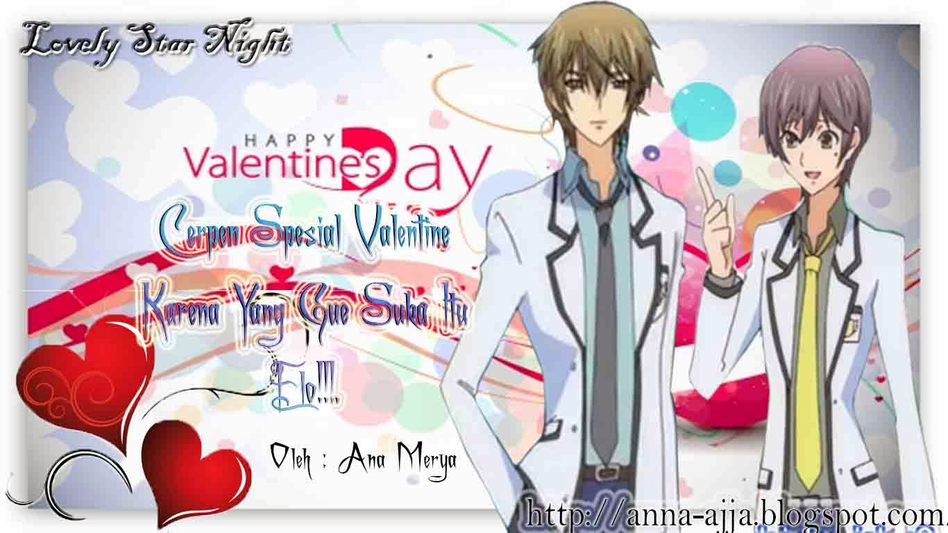 cerpen spesial valentine