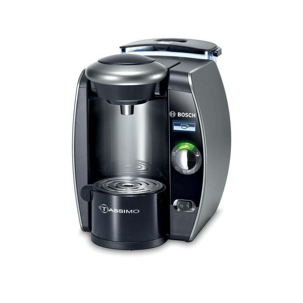 Coffee Maker For One : Tassimo Single Serve Coffee Maker (TAS6515UC) Best Single Serve Coffee Makers